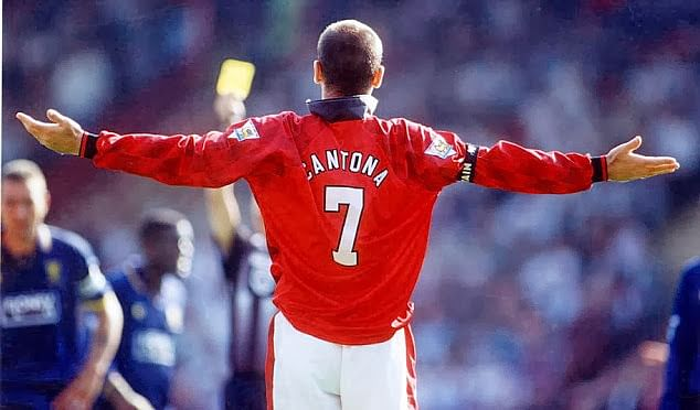 When Eric Cantona rewarded Paul Scholes and Nicky Butt with 16,000 pounds