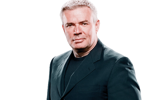 Eric Bischoff Eric Bischoff says Hulk Hogan kicked him out of his house