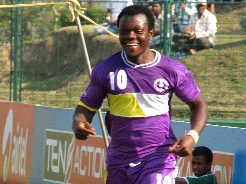 I-League: Pune FC sign Liberian playmaker Eric Brown