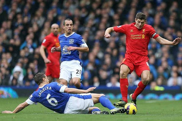 Liverpool and Everton resume their rivalry in FIFA 15