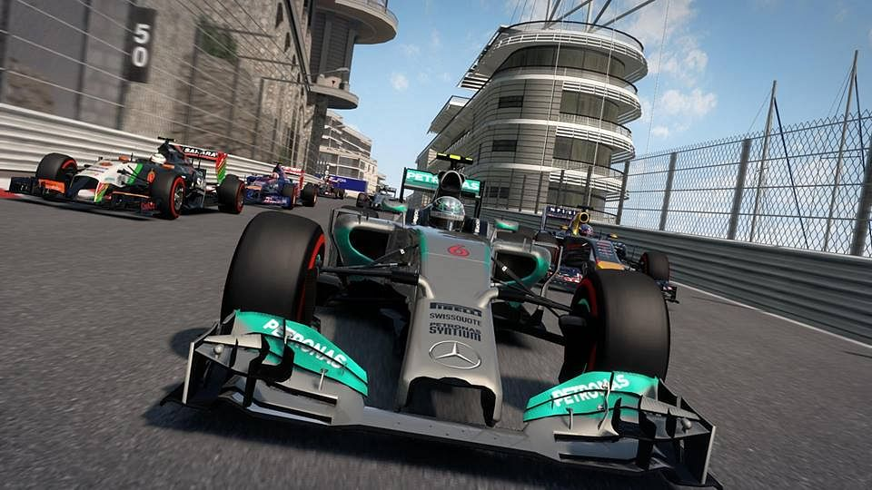 F1 2014 Preview