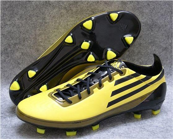 adidas f50 adizero 2010 yellow