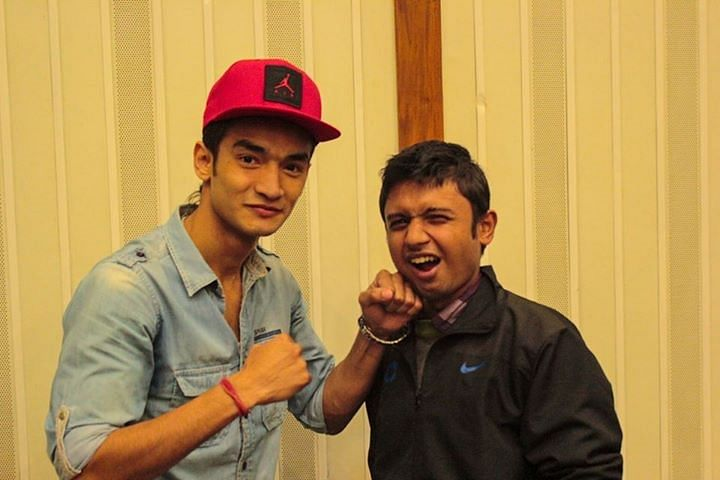 A personal conversation with Olympian Boxer, Shiva Thapa