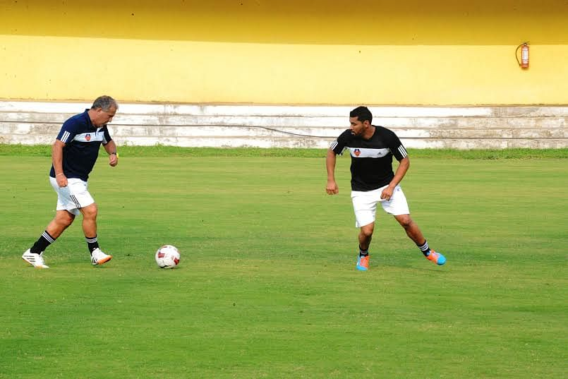 FC Goa coach Zico: We need to start winning our home games