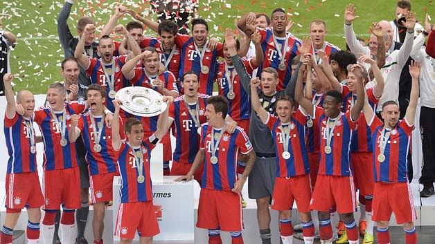 Bayern Munich Best Player 2014 Fifa 15 Best Bayern Munich