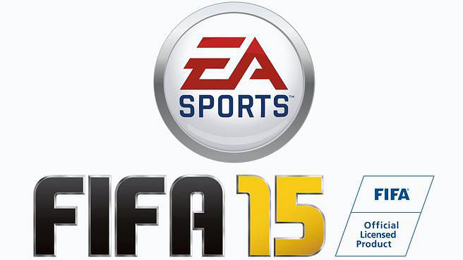 Borussia Dortmund players face each other in FIFA 15