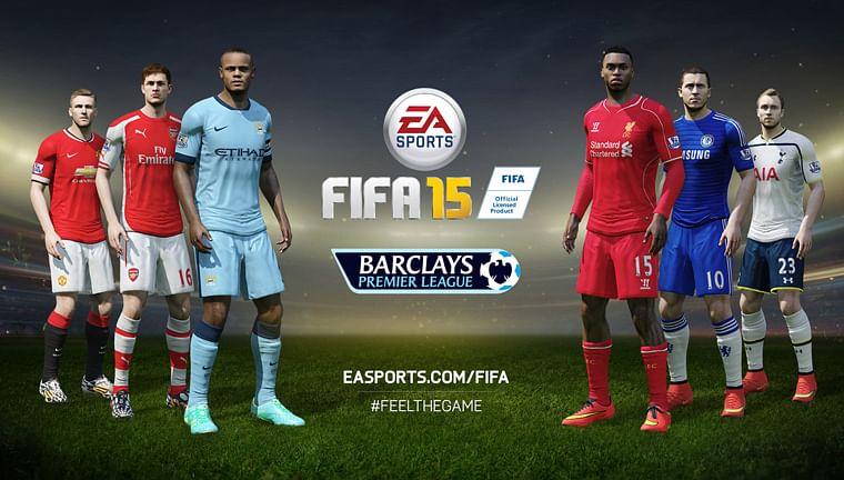 FIFA 15 : Best Arsenal Team