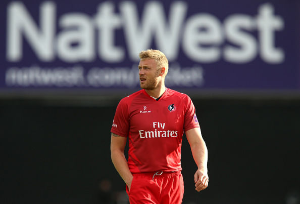 Andrew Flintoff close to signing a deal with BBL franchise Brisbane Heat