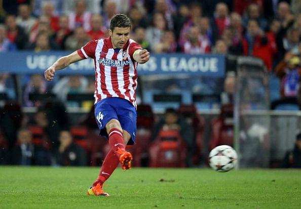 Atletico Madrid captain Gabi admits fixing La Liga match against Levante in 2011