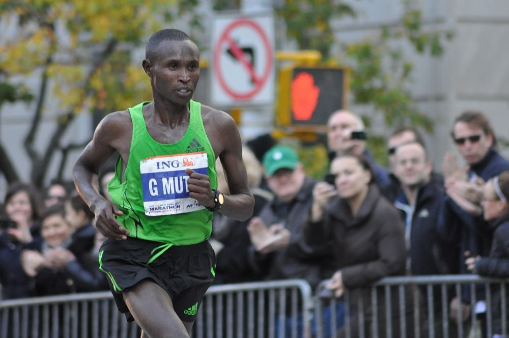 Geoffrey Mutai to lead Kenyan gold hunt in New York Marathon