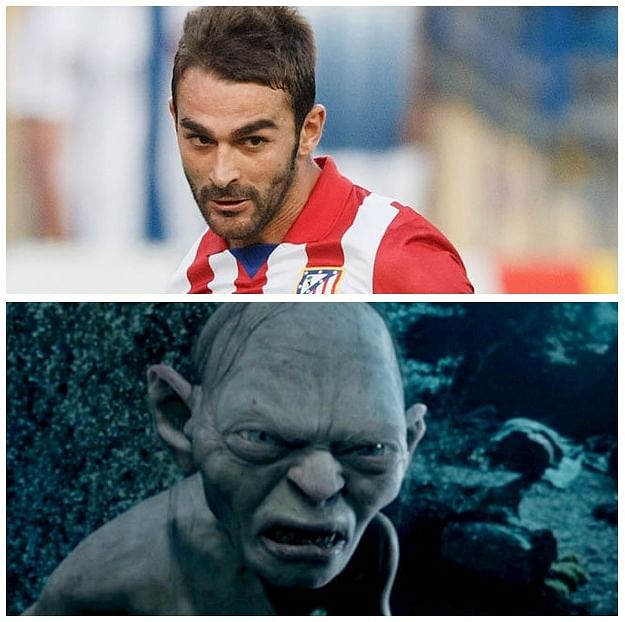 Doppelganger XI: Footballers and their famous look-a-likes