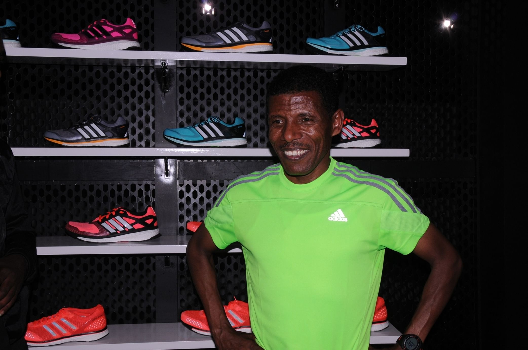 Interview with Haile Gebreselassie -