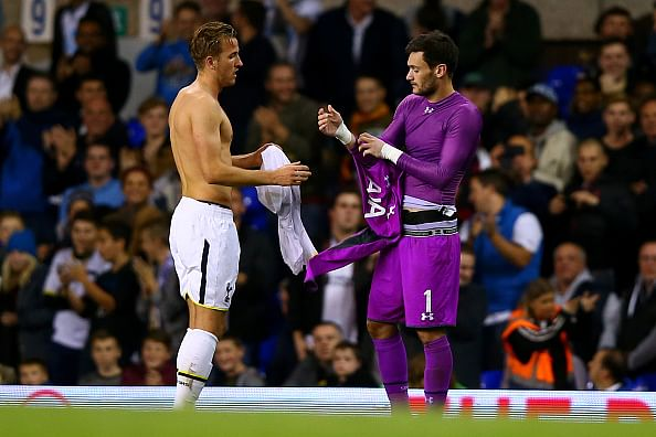From goalscorer to goalkeeper - A Night to remember for Tottenham's Harry Kane