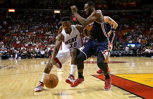Miami Heat VS Washington Wizards Season opener