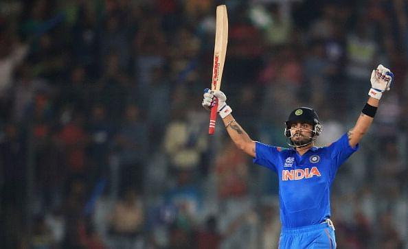 ICC ODI Batsmen Rankings: Back in form Virat Kohli at second spot