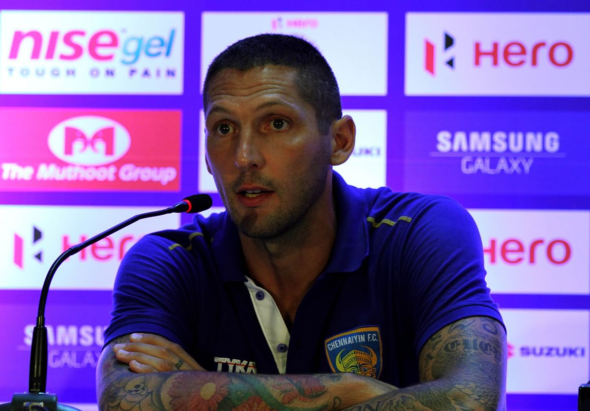 Chennaiyin FC player-manager Marco Materazzi: 'Our spirit and never-say die attitude has got us the points so far'