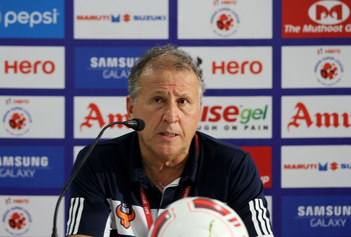 FC Goa coach Zico: 'Pires said he was punched in the face by Atletico de Kolkata coach'
