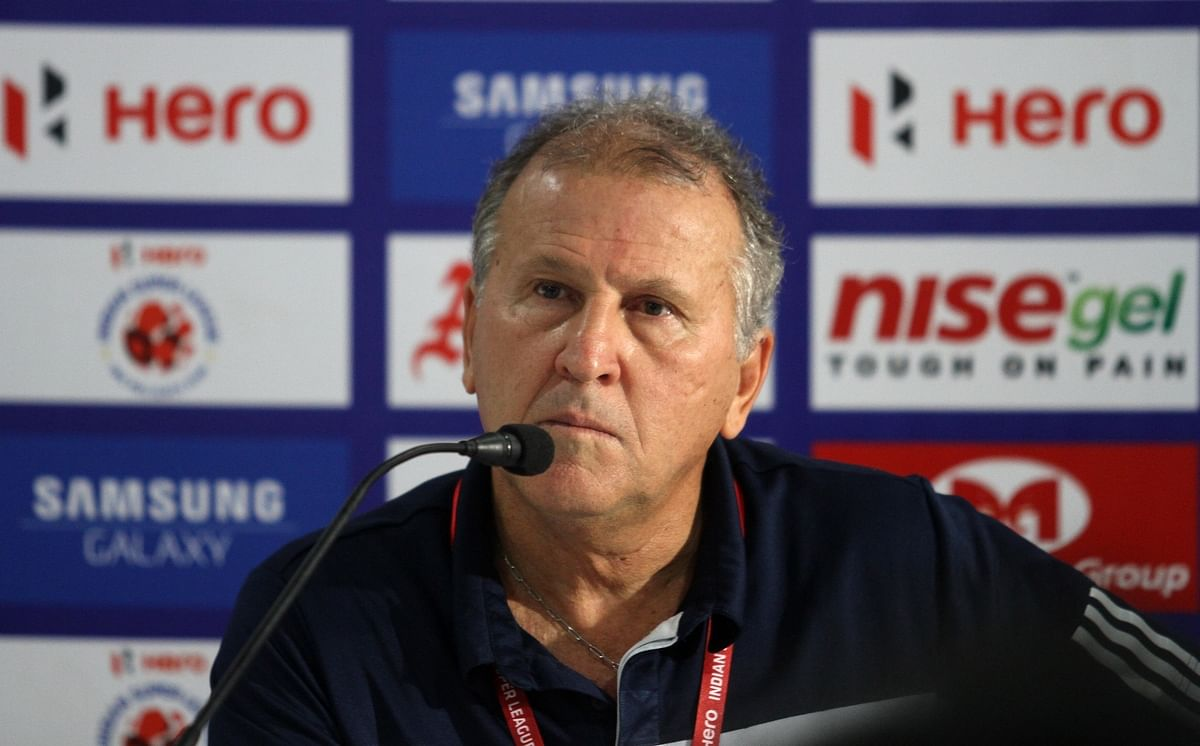 FC Goa coach Zico: I hope Pires' ban will not affect the squad