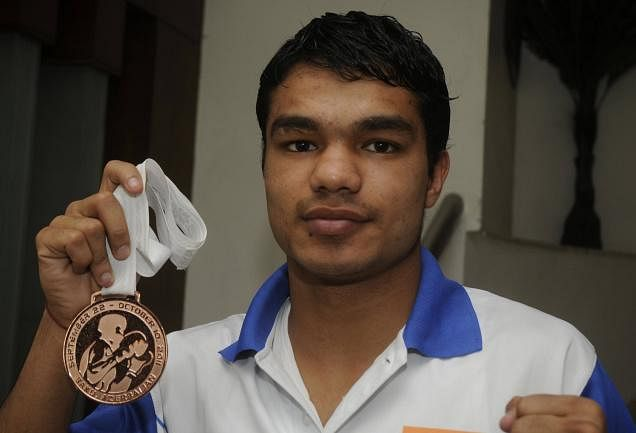 Asian Games 2014: Vikas Krishan settles for bronze in middleweight boxing category