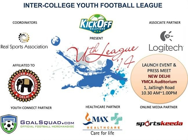 League table and knockout round fixtures announced for Invitational Inter-College Youth Football League