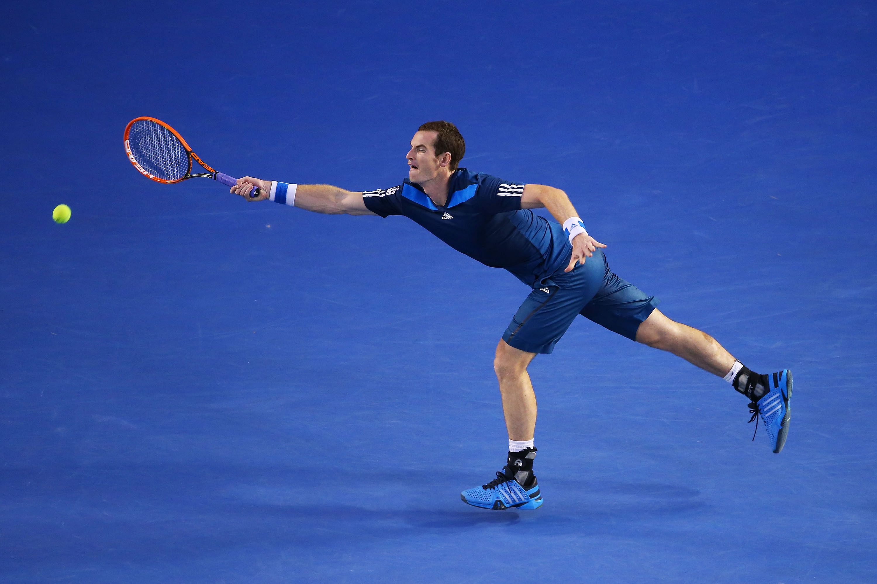 Andy Murray looking forward to helping take tennis somewhere new