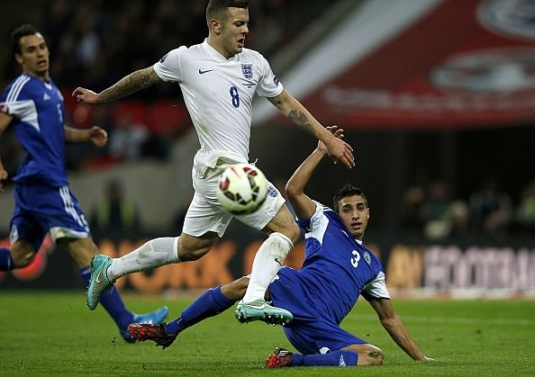 Jack Wilshere's performance against San Marino is good news for Arsenal