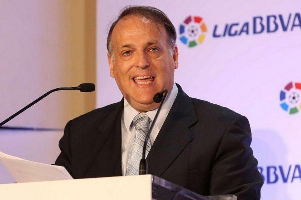 Image result for Javier Tebas