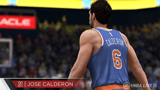 5 Top 3-pointers in NBA Live 15