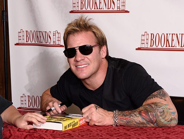 Chris Jericho talks his new book, working with Shawn Michaels,