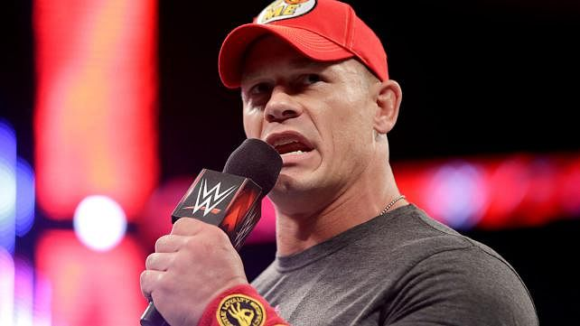 John Cena to miss Raw next week? Possible WWE show