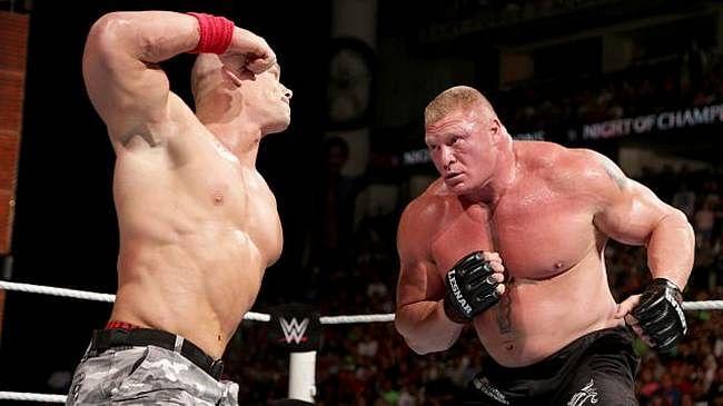 Brock Lesnar to work TLC PPV ?