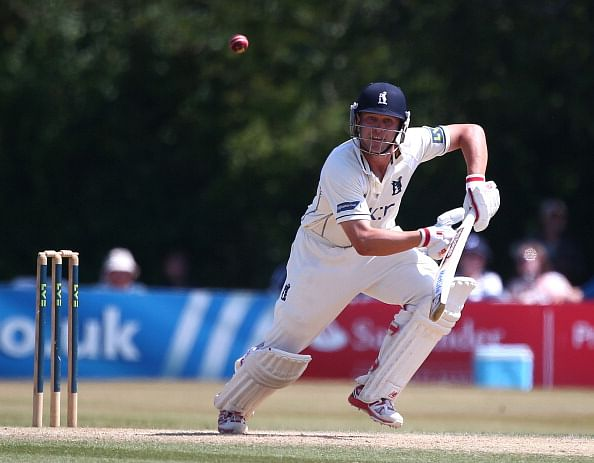 Jonathan Trott to tour South Africa with England Lions