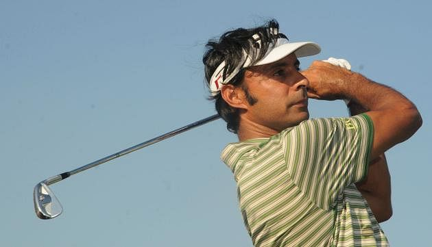 Golfer Jyoti Randhawa takes lead at Hong Kong Open