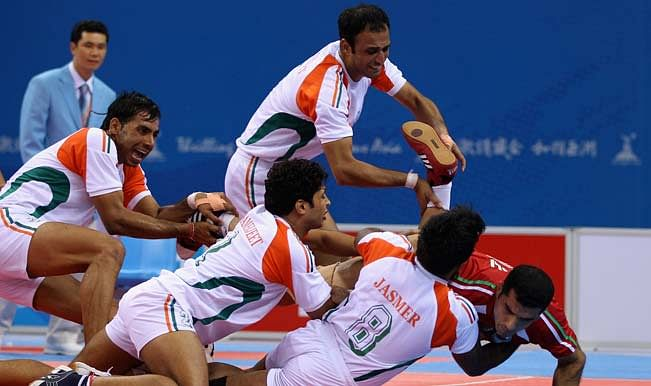 Asian Games 2014: Indian men make seventh consecutive final in Kabaddi