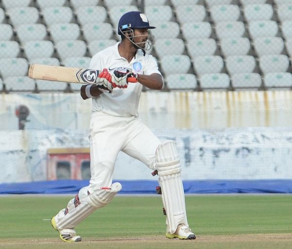 South Zone take 1st innings lead against Central Zone in Duleep Trophy final