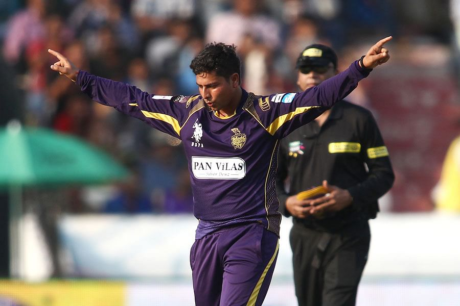 10 things you should know about Kuldeep Yadav