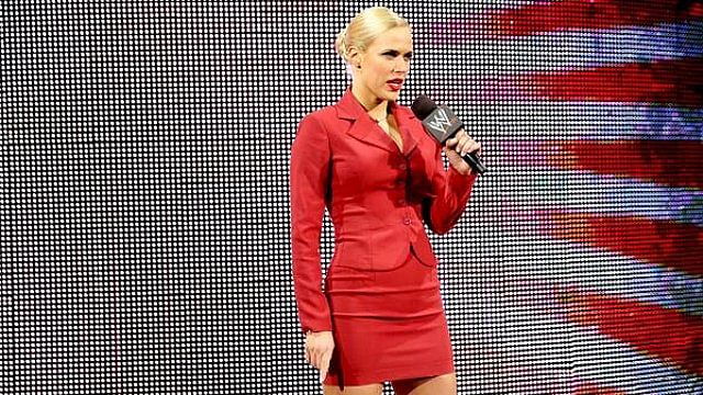 WWE's Ravishing Russian Lana Twerking video