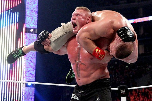 Reports: Will Brock Lesnar regain his title against John Cena? plans for Reigns