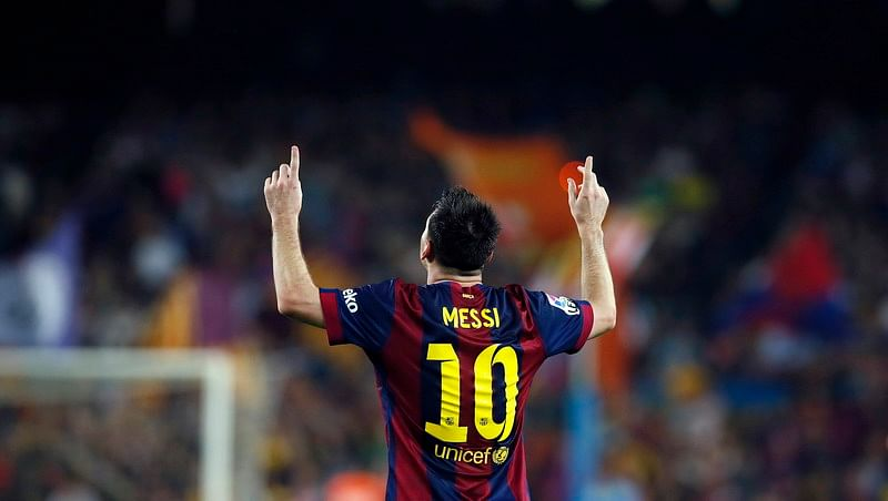 Video: Lionel Messi refuses to get substituted; Neymar comes off instead