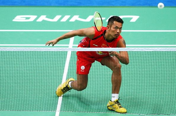 Lin Dan, Lee Chong Wei missing from French Open Super Series