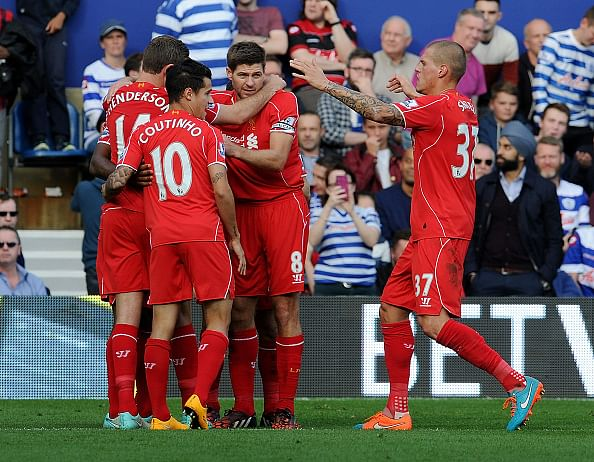 Highlights: Liverpool beat Queens Park Rangers 3-2 in a thrilling seven minute end
