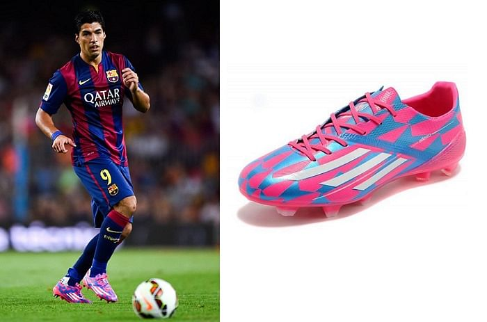Luis Suarez Shoes