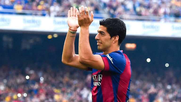 Barcelona star Luis Suarez yearns for redemption