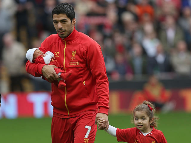Love, fear and desire – Unravelling the primal emotions that make the genius of Luis Suarez tick