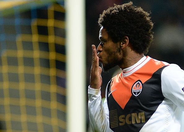 Shakhtar Donetsk striker Luiz Adriano earns Brazil call up