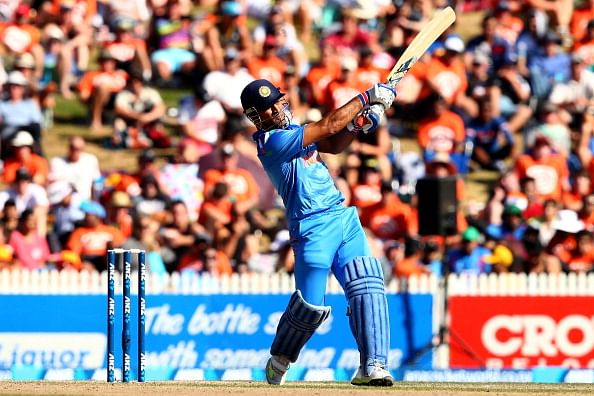 Top 6 Indian batsmen with highest ODI strike rate in last 5 years