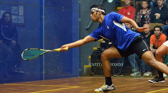 Mahesh Mangaonkar wins Indian Squash Challenger trophy
