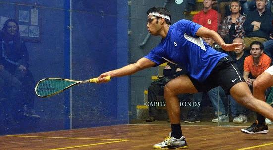 Mahesh Mangaonkar wins Indian Squash Challenger trophy