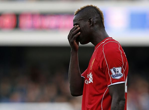Brendan Rodgers defends underfire Mario Balotelli as poor form for Liverpool continues