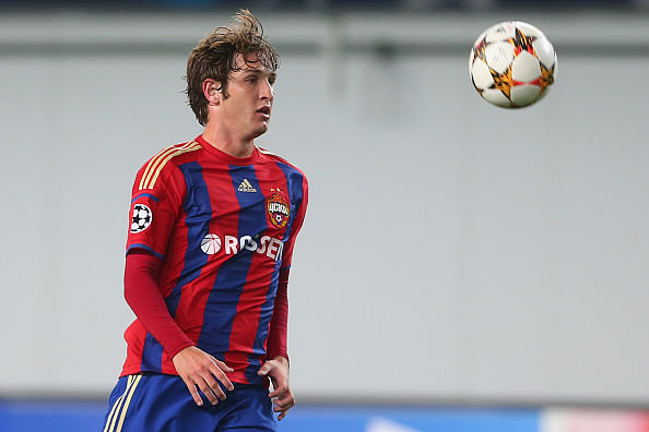 Manchester United and Arsenal eye Brazil and CSKA Moscow defender Mario Fernandes